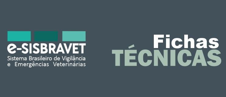 Fichas Técnicas E-Sisbravet